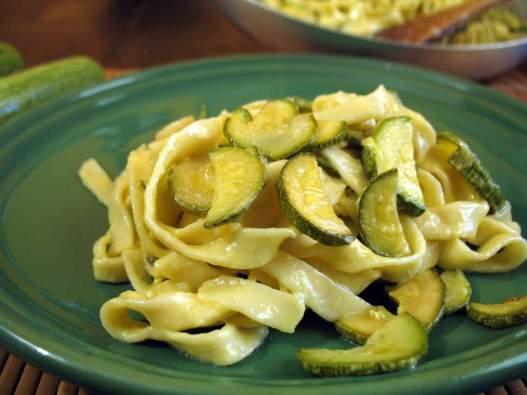Carbonara zucchine