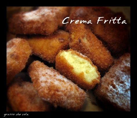 Crema Fritta - Latte dolce